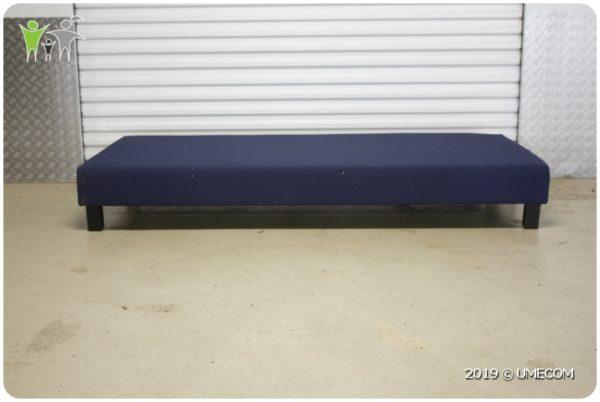 Bedbank En Logeerbed.Design Sofa Logeerbed Donker Blauw Nieuw Umecom B V
